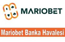 Mariobet Banka Havale