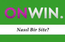 Onwin Nasıl Bir Site?